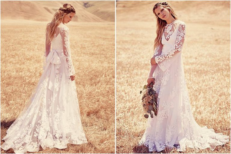 Free People Wedding Dress Collection