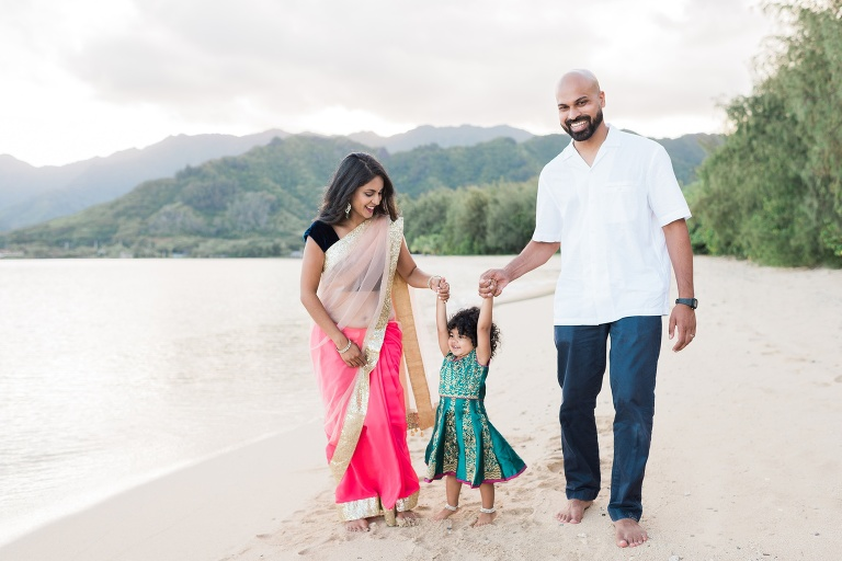 oahu indian family photographer