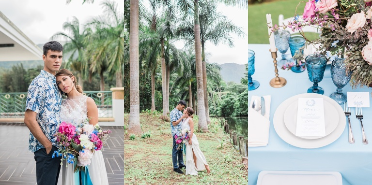 royal hawaiian golf club wedding