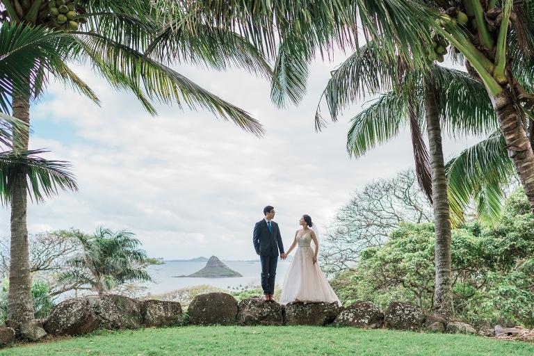 Kualoa Ranch Wedding Photographer Oahu